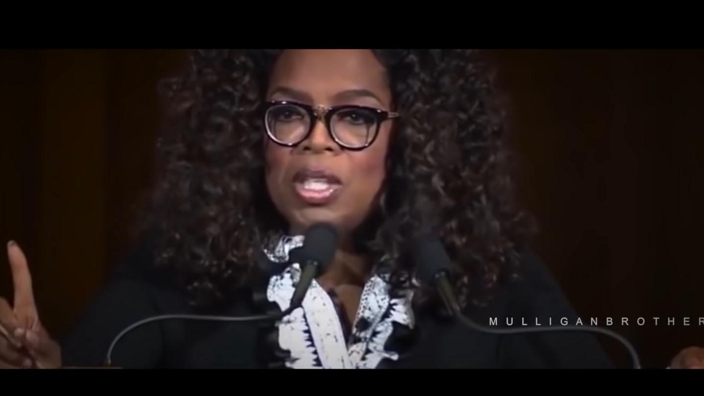 THE Greatest Speech Ever by Oprah Winfrey