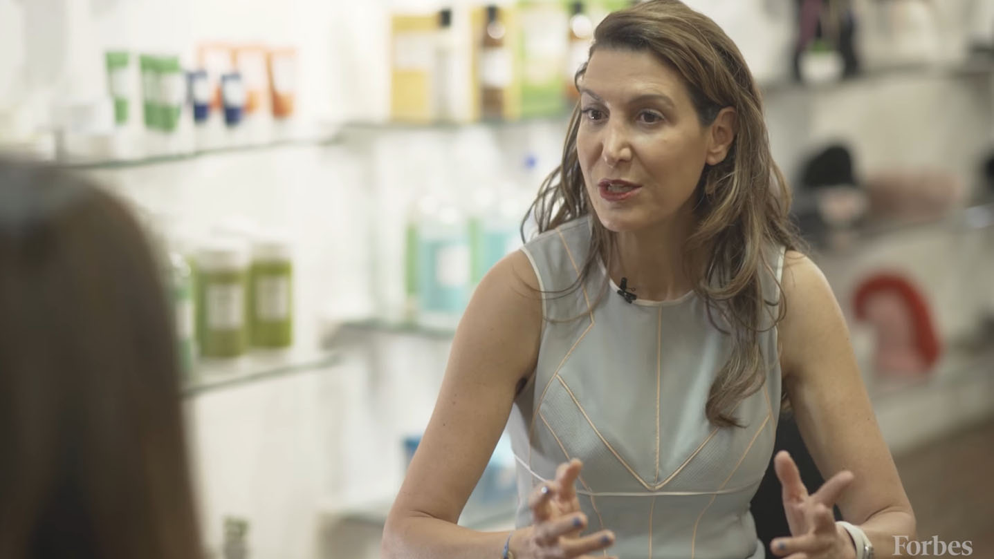 Brandless CEO Tina Sharkey's Purpose-Driven Path To Disruption