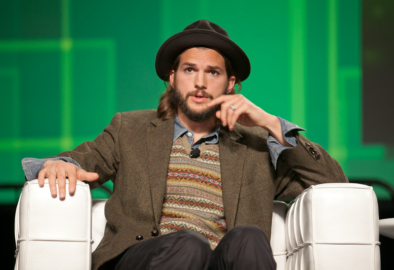 3 of Ashton Kutcher's Most Successful Early-Stage Investments